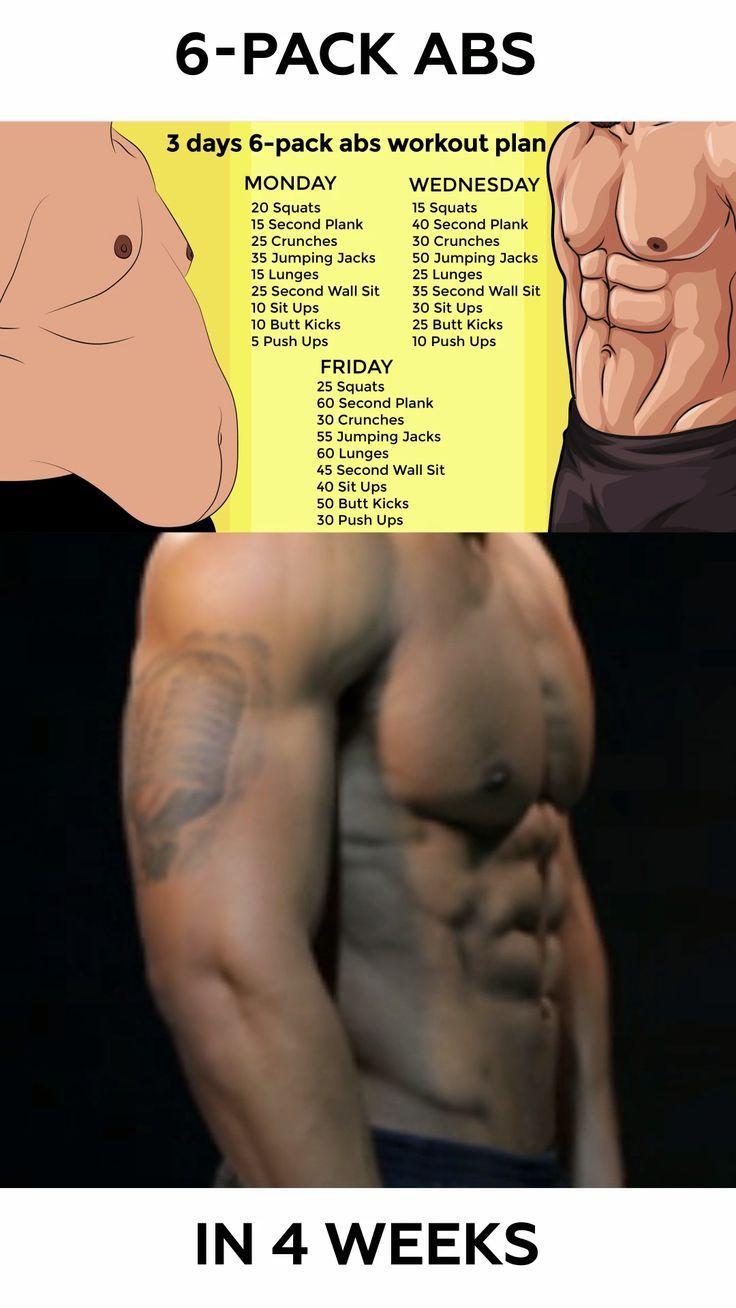 Personalisierter 28-Tage-Trainings- und Verpflegungsplan für effektiven Gewichtsverlust! – fitness exercise motivation