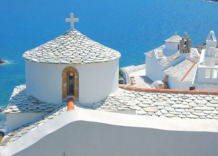 breathtaking beauty of Skopelos Island,Sporades, Central Greece
