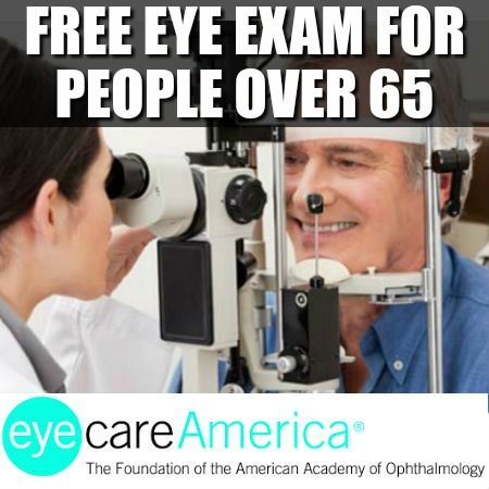 FREE Eye Exam For People over 65 - http://www.guide2free.com/health/free-eye-exam-people-65/
