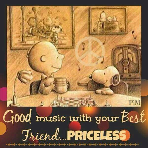 ♬♪♫ Good music with your Best Friend PRICELESS