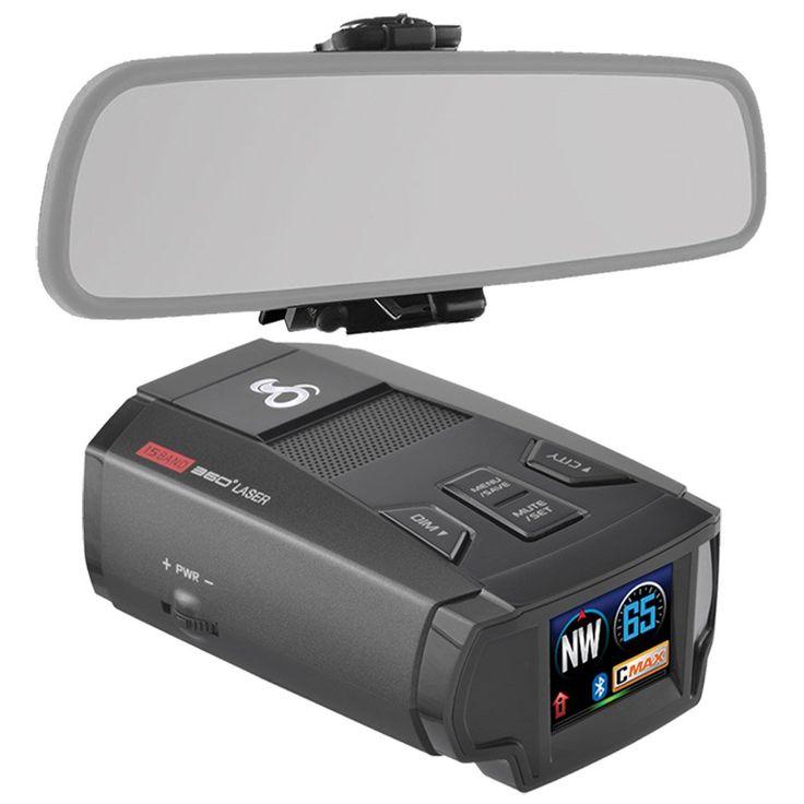 Cobra Spx 7800bt Maximum Performance Bluetooth Radar Laser