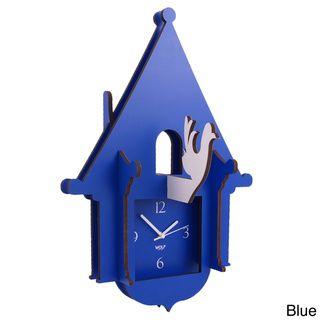 Wooden Jigsaw Cuckoo Clock