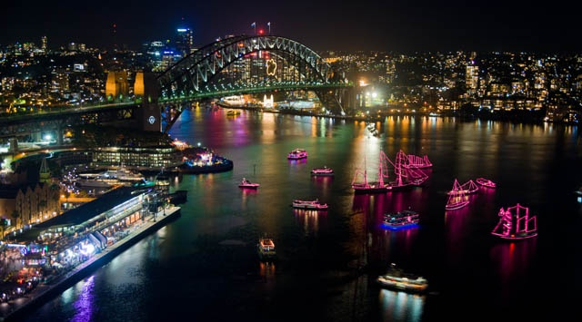 View the Sydney New Year's Eve 2013 #yankinaustralia #australia #sydney