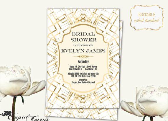 Best Bridal Shower Cards Images On   Bridal Parties