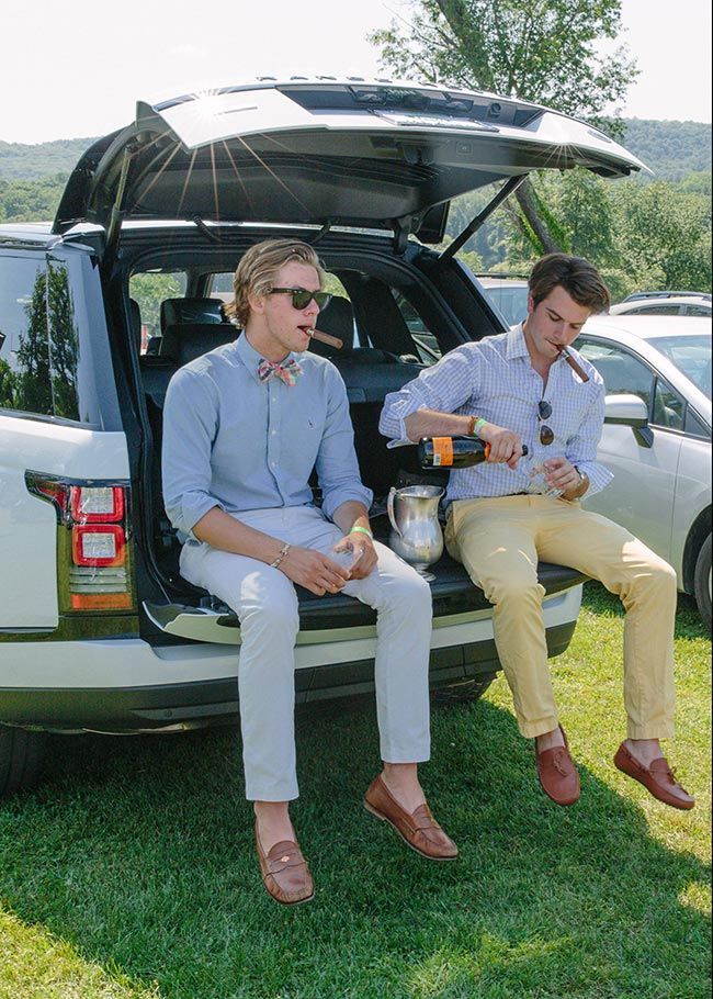 This is another in my occasional series to remind you that Preppy Men enjoy having servants and know how to put them to good use. In your search for an Alpha to serve, please consider the Preppy Men in your life.