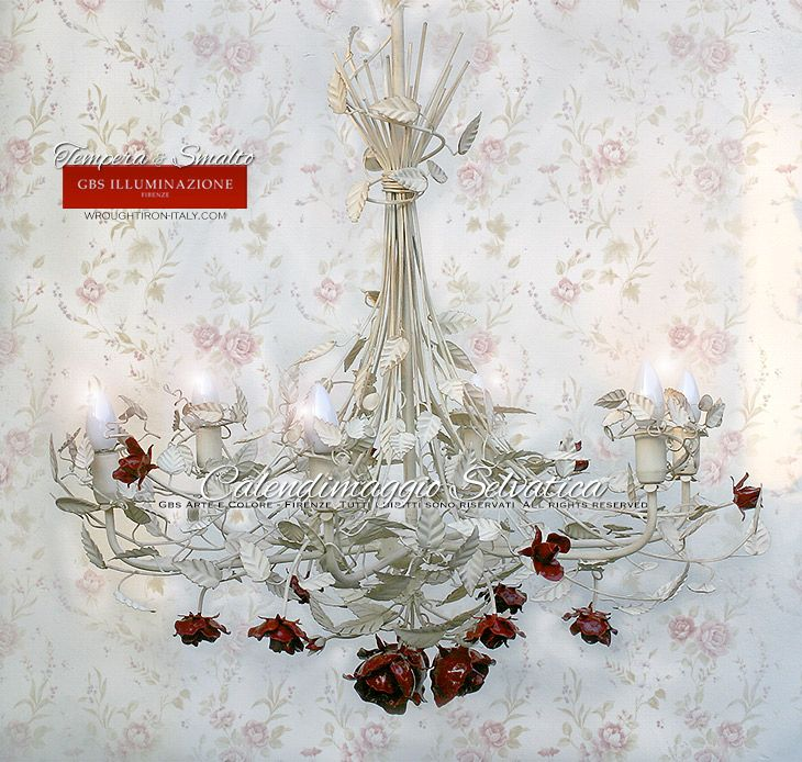 lampadari firenze : ... su Pinterest Lampadario dipinto, Lampadari di cristallo e Lampadari