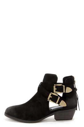 cutout ankle boots #trendy Get 7% Cash Back http://www.studentrate.com/itp/get-itp-student-deals/lulu-s-Student-Discount--/0