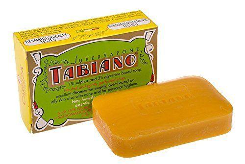Savon de soufre et de glycérine Traitement anti-acné 125 g: 125 g Produit de qualité professionnelle pour votre Spa Privé. Pain de savon de…