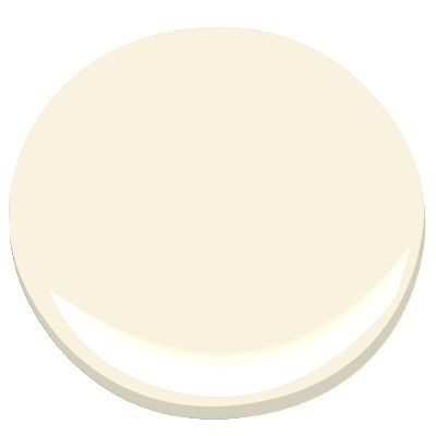 Benjamin Moore Ivory Tusk, creamy, whisper soft shade of off white, creates a soothing ambiance. yellow and brown undertones