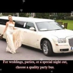 You may think that party buses in Houston are difficult to find or that they are too large for a smaller party. The fact is that they come in a range