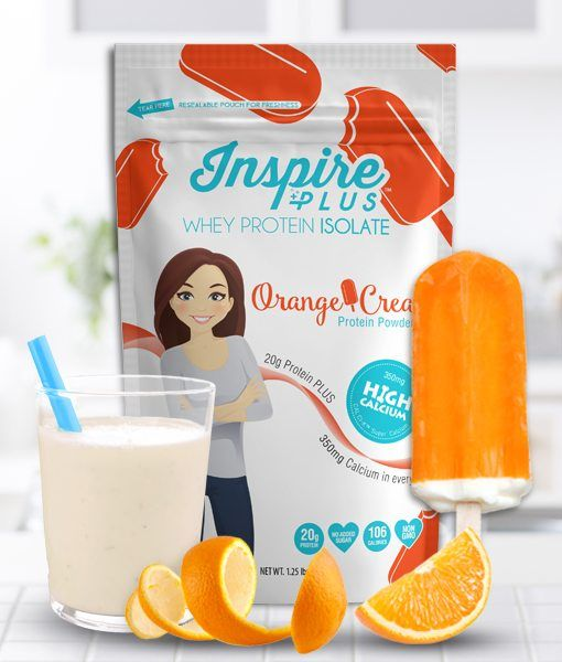 Tart Orange & Creamy Vanilla! The PLUSis350mg of Albion® Super Calcium that's ideal for the bariatric pouch. Beyond Delicious!Tastes like a melty vanilla orange pop.