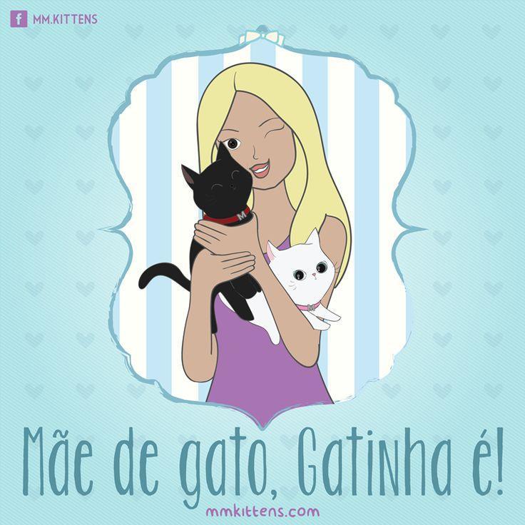 Mãe de gato