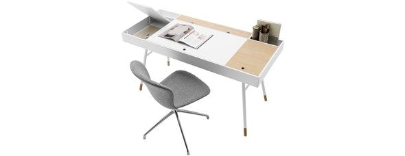 Home office desks and chairs