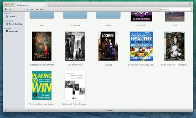 how to use ibooks on mac