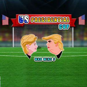 Who will win the 2016 U.S. presidential election ?  US Presidential Cup: It's US Presidential Election 2016 Campaign Time. US Presidential Cup is one of the funniest online games. You can play US Presidential Cup in your browser for free. Now these politicians are on the race to win the elections. where you will be able to Race with world leaders like Hillary or Trump. Choose your favourite politician. US Presidential Cup is all about getting all those votes, Click the politician to Shoot…