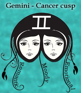Traits of a Gemini-Cancer Zodiac Sign♋ Cusp