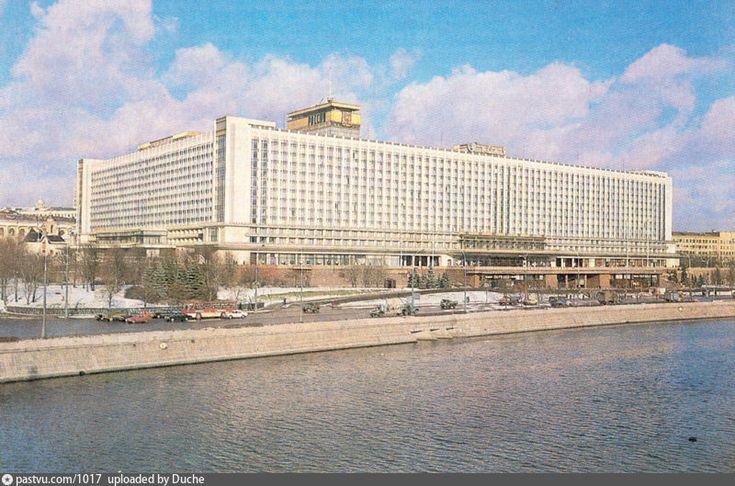 Гостиница «Россия» - Прогулки по Москве
