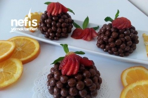 5 Dakikada Cocopops Pasta Tarifi