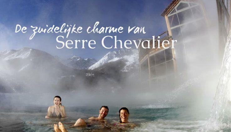 Serre-Chevalier, skigebied voor de veeleisende wintersporter