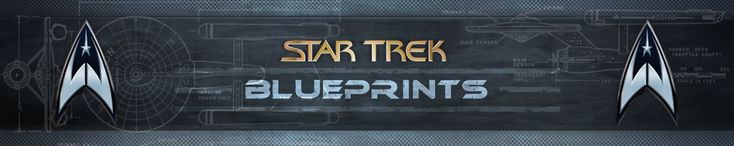 Star Trek LCARS Blueprint Database - Star Trek Blueprints Main Page