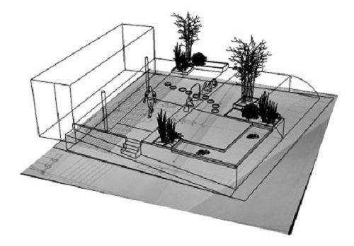 17 migliori immagini su idee per centro estetico su - Giardini zen in casa ...