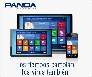 El nuevo Panda Antivirus Pro 2014 te ofrece la protección más intuitiva y sencilla de utilizar. Instálalo y olvídate de los virus, spyware, rootkits, hackers y fraude online. Chatea, comparte fotos y vídeos, lee tus blogs favoritos o navega por la Web con total tranquilidad y sin interrupciones. Gracias a la tecnología de Inteligencia Colectiva, el nuevo Panda Antivirus Pro 2014 es más seguro, rápido y completo que nunca. Compra directa clic aquí  Mas Información