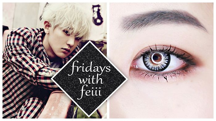 Fridays with Feiii: EXO's Chanyeol-inspired K-pop eye makeup tutorial