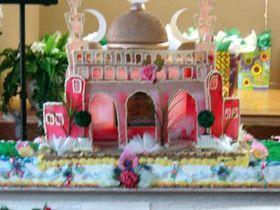 paper mosque