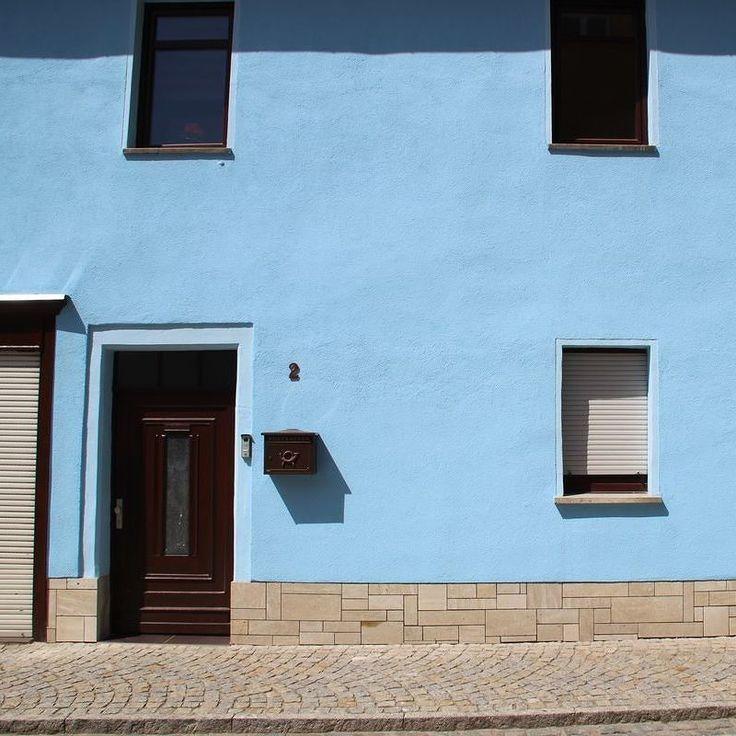 Sommerliches Freyburg  #diewocheaufinstagram #sommer #summer #house #blue