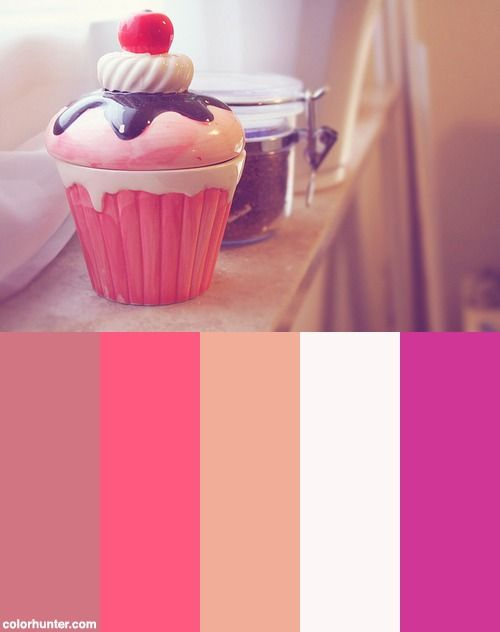 Cuteness I Color Scheme_ pinks