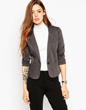 shoes wholesalers ASOS Ponte Blazer