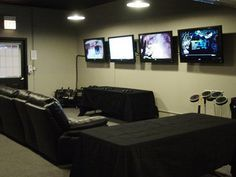 166 best Man Cave Gaming images on Pinterest Man caves