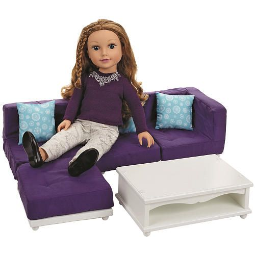 "Journey Girls Wooden Lounge Set - Toys R Us - Toys ""R"" Us"