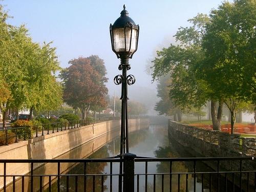 Vélo au Canal Lachine