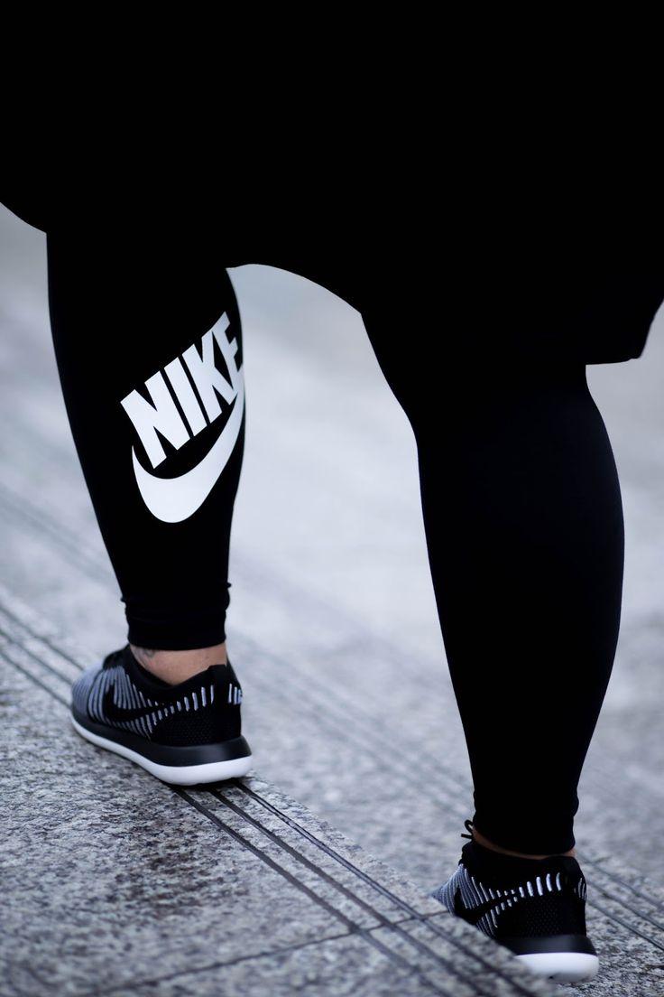 Gracie Francesca for Nike Plus Size