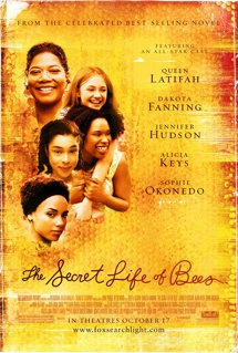 The Secret Life of Bees - Queen Latifah, Alicia Keys, Jennifer Hudson, Sophie Okonedo and Dakota Fanning