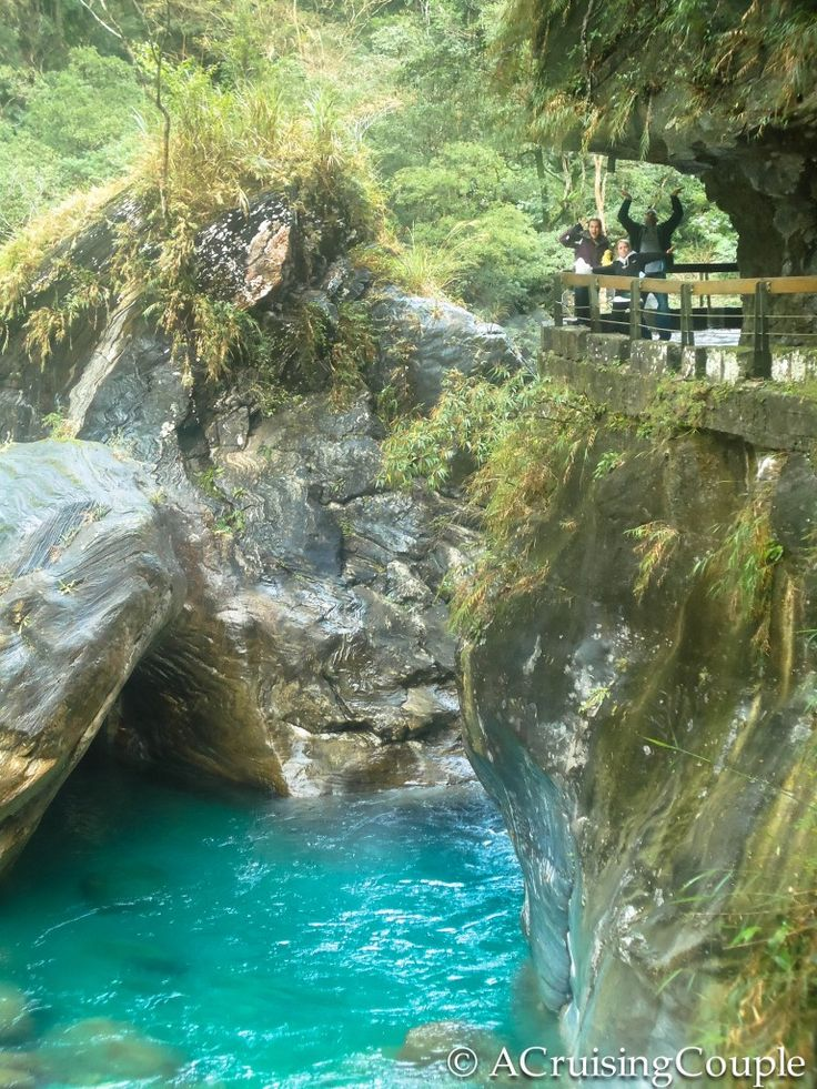 An absolute must-see in Taiwan: Taroko Gorge