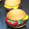 """Hamburger"" Cookies 