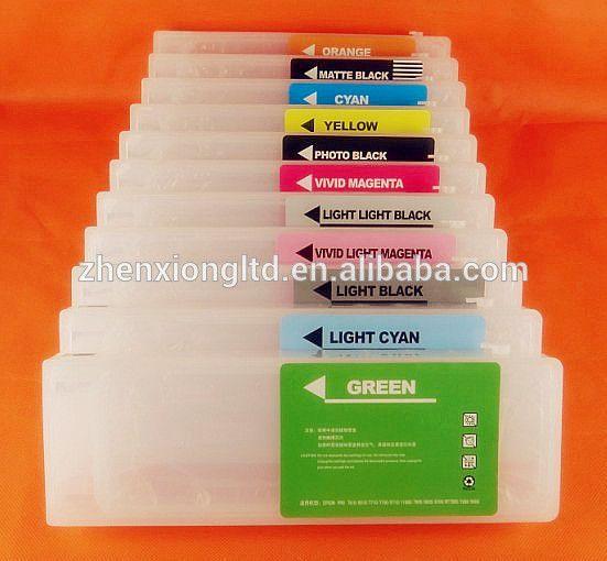 Refillable Cartridge For Epson 7910 7900 9910 9900