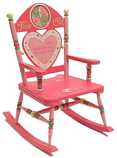 Levels Of Discovery Rock A Buddies Time Out Chair   Girl     Rocking Chairs    Nursery Furniture   Baby U0026 Kidsu0027 Furniture   Furniture