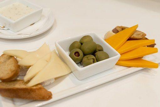 Sýrový Talíř, Čedar, Brie