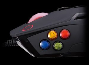 VOLOS Laser Gaming Mouse