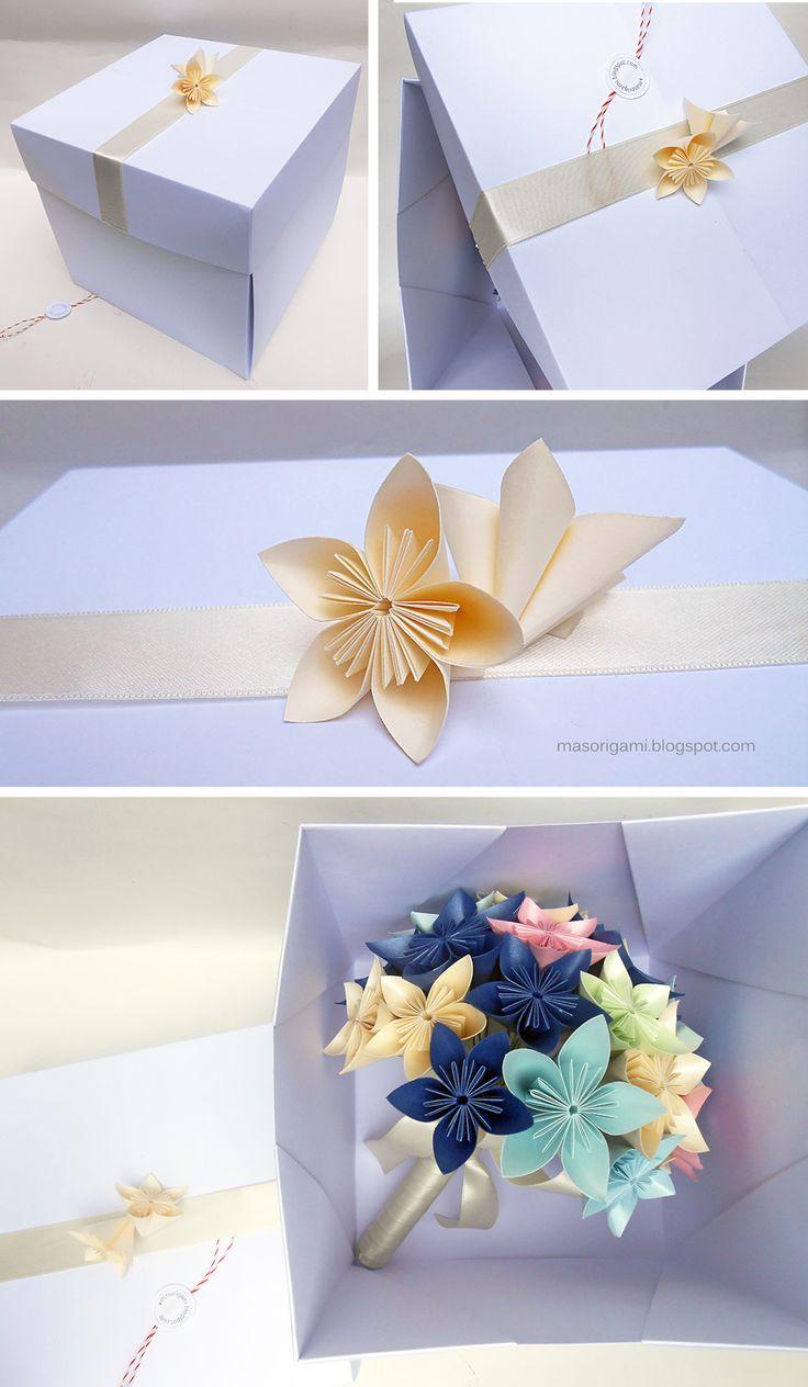 Cuando Patri me hizo el encargo hace unos meses atrás de su ramo de novia me tomó por sorpresa: nunca había hecho un ramo de flores de or...
