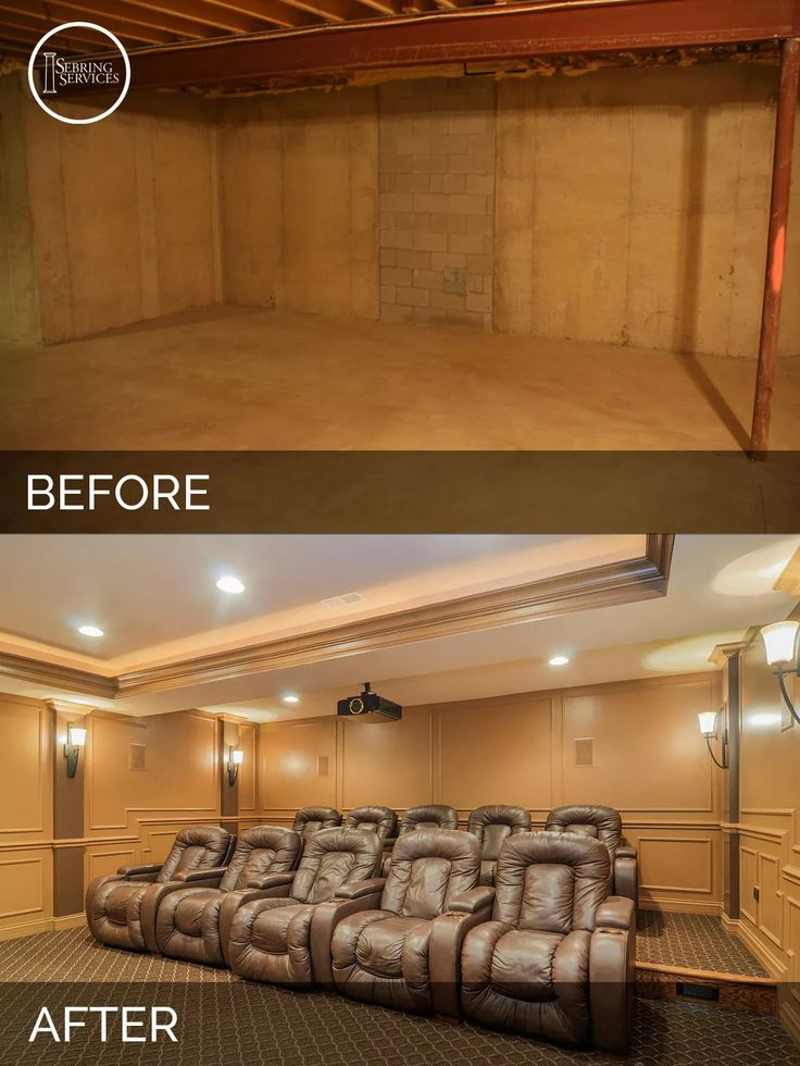 17 Best Ideas About Basement Remodeling On Pinterest