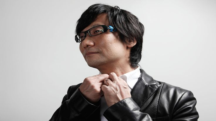 Hideo Kojima - Video game designer/Director.