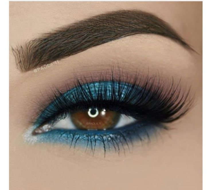 Besutiful blue for brown eyes – #Besutif…
