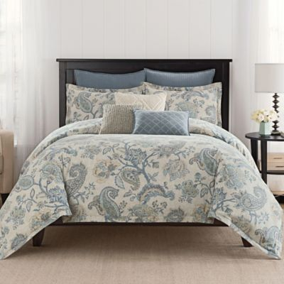 Bridge Street Sonnet Comforter Set Bed Bath Beyond Bedding In