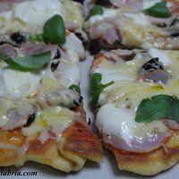 Pizza z patelni-wyborna!