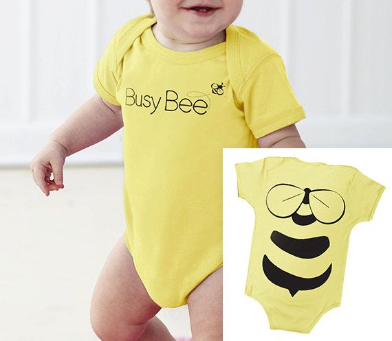 Do you know a little Busy Bee the needs this onesie ...