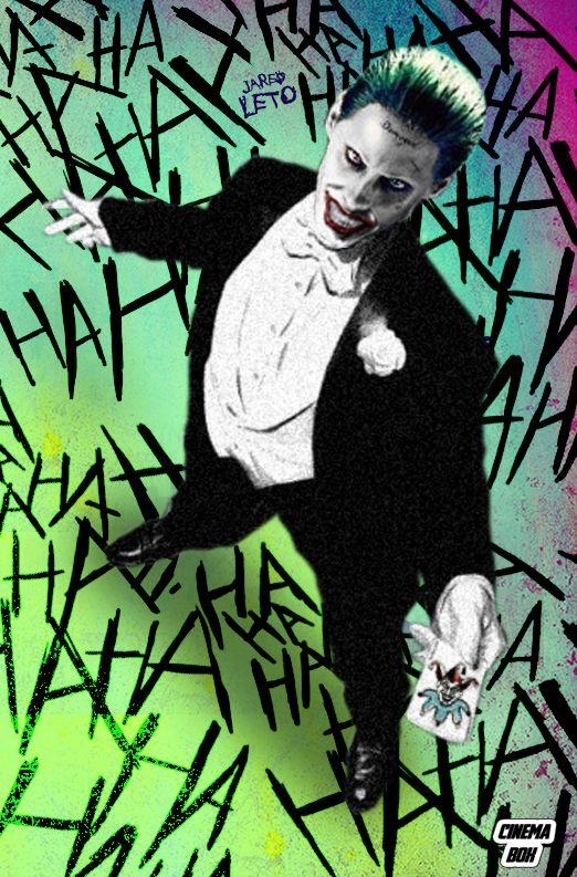 Suicide Squad Jared Leto Joker V1 by Bryanzap